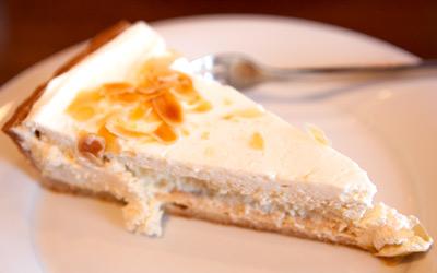 Mandel-Tarte Torte