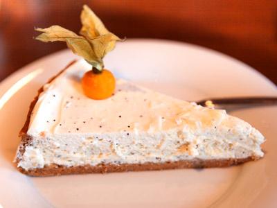 Mohn-Käse Torte